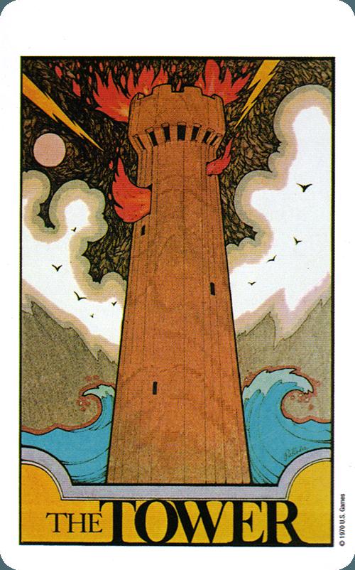 tarot 4