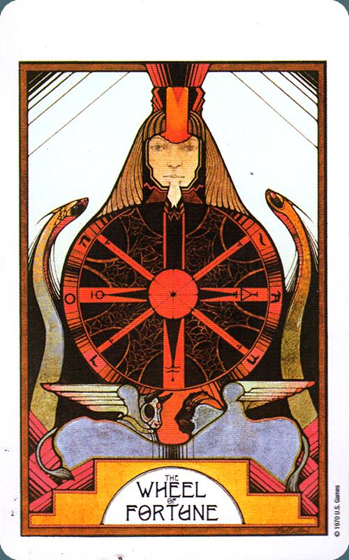 tarot 5