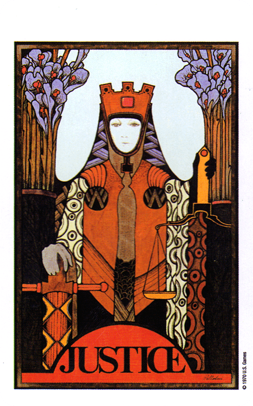 tarot 12