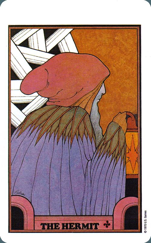 tarot 21